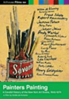Cover image for Painters painting : a candid history of the New York art scene, 1940-1970