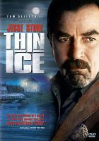 Cover image for Jesse Stone  Thin ice