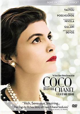 Imagen de portada para Coco before Chanel Coco avant Chanel