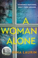 Cover image for A woman alone
