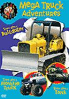 Cover image for Mega truck adventures