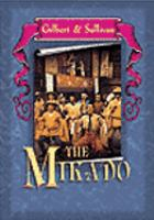 Cover image for Gilbert & Sullivan The Mikado, or The town of Titipu