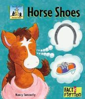 Cover image for Horse shoes