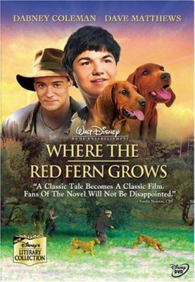 Cover image for Where the red fern grows