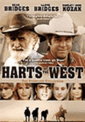 Cover image for Harts of the West. The complete collection