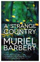 Cover image for A strange country