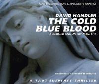 Imagen de portada para The cold blue blood
