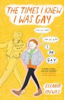 Cover image for The times I knew I was gay