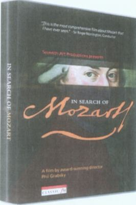 Cover image for In search of Mozart