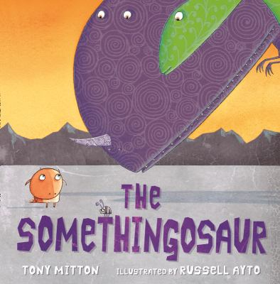 Cover image for The Somethingosaur