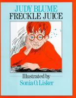 Cover image for Freckle juice