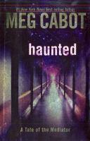 Imagen de portada para Haunted : a tale of the mediator