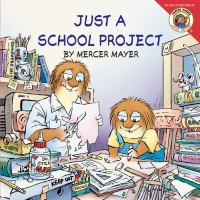 Cover image for Just a school project