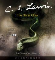 Cover image for The silver chair