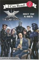 Cover image for Meet the X-Men