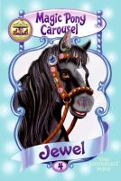 Cover image for Jewel, the midnight pony