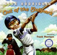 Cover image for Out of the ballpark