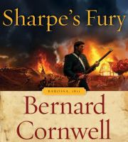 Cover image for Sharpe's fury
