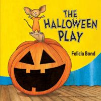 Cover image for The Halloween play