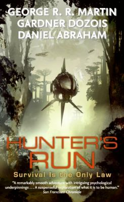 Cover image for Hunter's run