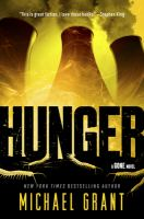 Cover image for Hunger