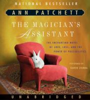 Cover image for The magician's assistant