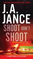 Cover image for Shoot don't shoot