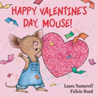 Cover image for Happy Valentine's day, Mouse!