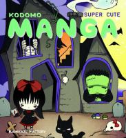 Cover image for Kodomo manga : super cute!