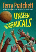 Cover image for Unseen academicals