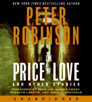 Cover image for The price of love and other stories