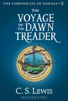 Cover image for The voyage of the dawn treader The Chronicles of Narnia, Book 5.