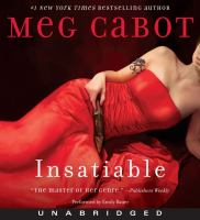 Cover image for Insatiable