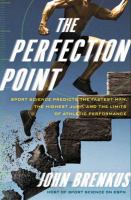 Cover image for The perfection point