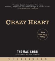 Cover image for Crazy heart