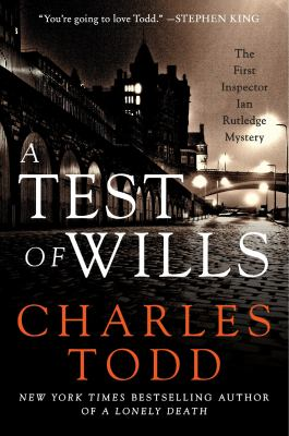 Cover image for Book Club kit : A test of wills
