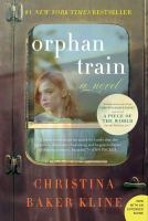Cover image for Orphan train