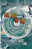 Cover image for The fate of ten