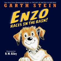 Cover image for Enzo races in the rain!