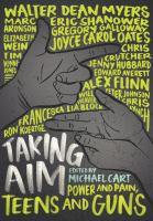 Cover image for Taking aim : power and pain, teens and guns