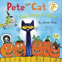 Cover image for Five little pumpkins