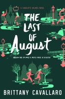 Cover image for The last of August