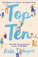 Cover image for Top ten