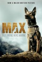 Cover image for Max Best Friend. Hero. Marine.