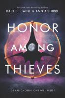 Cover image for Honor among thieves