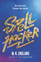 Cover image for Spell hacker