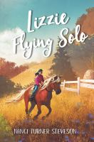 Cover image for Lizzie flying solo