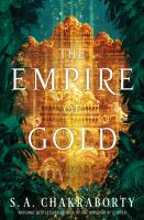 Cover image for The empire of gold