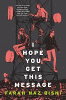Cover image for I hope you get this message