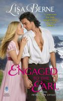 Cover image for Engaged to the Earl : The Penhallow Dynasty
